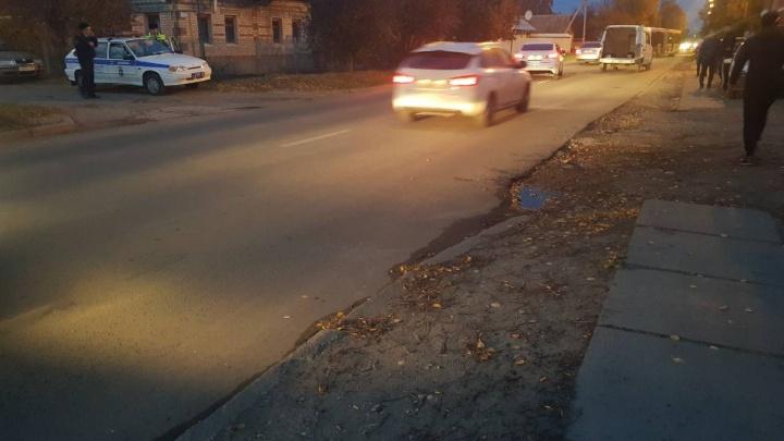 «Ребенок без сознания»: в Тольятти ищут родителей мальчика, которого сбил водитель «Газели»