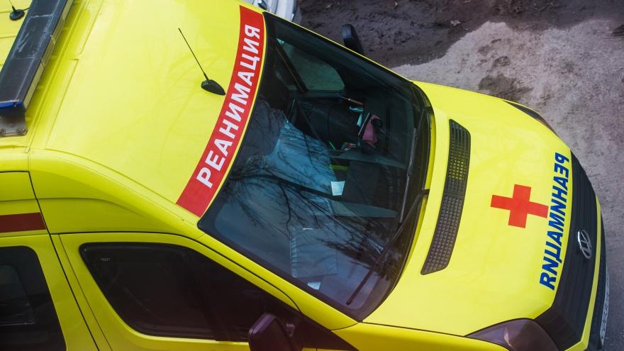 Несколько автомобилей столкнулись на Димитровском мосту — есть пострадавшие