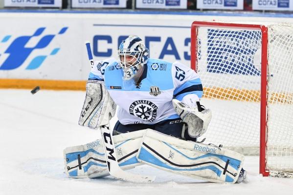 Новосибирские хоккеисты стали лидерами чемпионата КХЛ