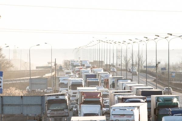 Старая дорога в обход Аксая станет альтернативной для автомобилистов