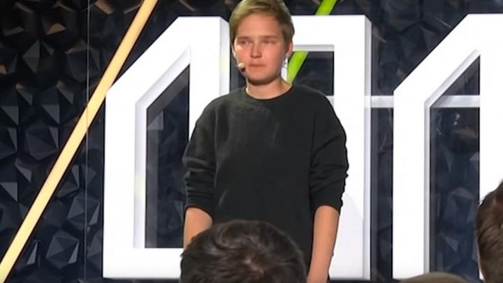 Девушка, спасшая от разорения уральскую деревню, на форуме в Новгороде заставила зал хлопать стоя