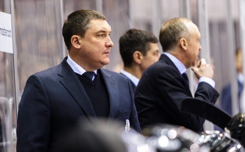 Под руководством Анвара Гатиятулина «Трактор» завоевал бронзу чемпионата КХЛ