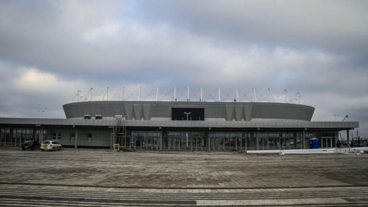 В Ростове выделили участок для гандбольного Дворца спорта рядом с «Ростов Ареной»