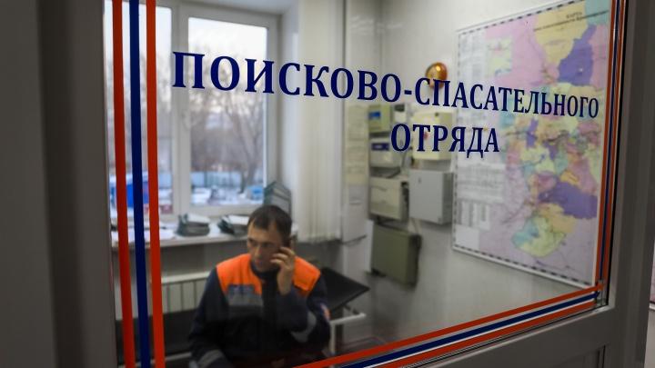 Под Красноярском мужчина поругался с близкими и потерялся в лесу