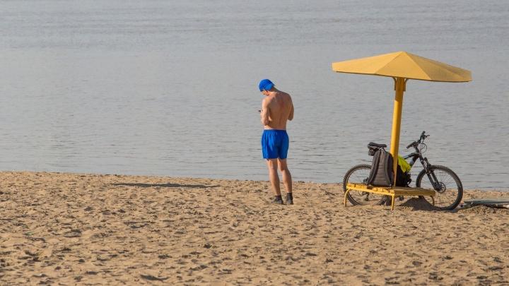 Роспотребнадзор проверил пробы воды и песка на пляжах Новосибирска и области