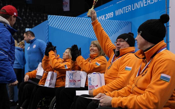 Свердловчане взяли звания «Лучший скип» и «Лучшая спортсменка»