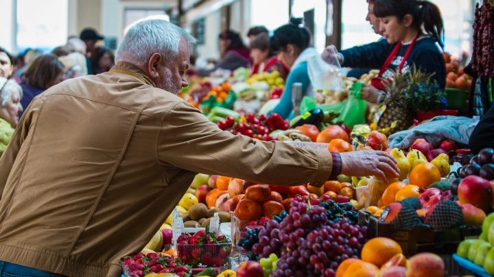 Хорошо живем: товары в Ростовской области дорожают быстрее, чем в России