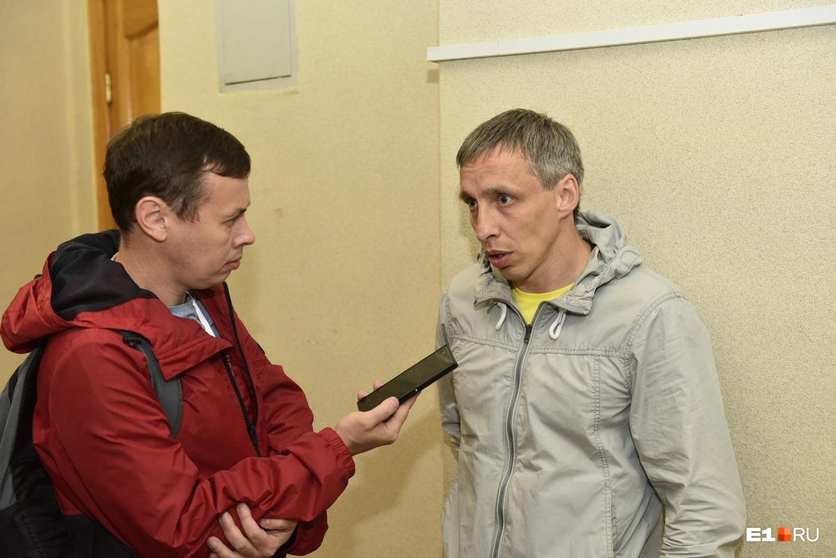 Юрист Александр Шумилов защищает интересы матери погибшего водителя такси