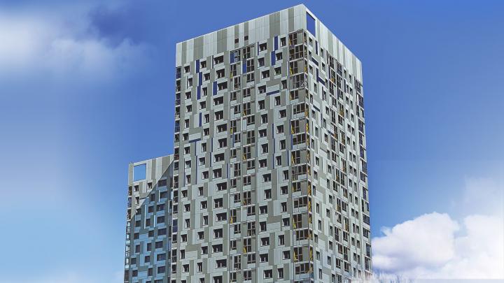 Выбирая комфорт: в 2020 году в центре Перми сдадут три новых дома