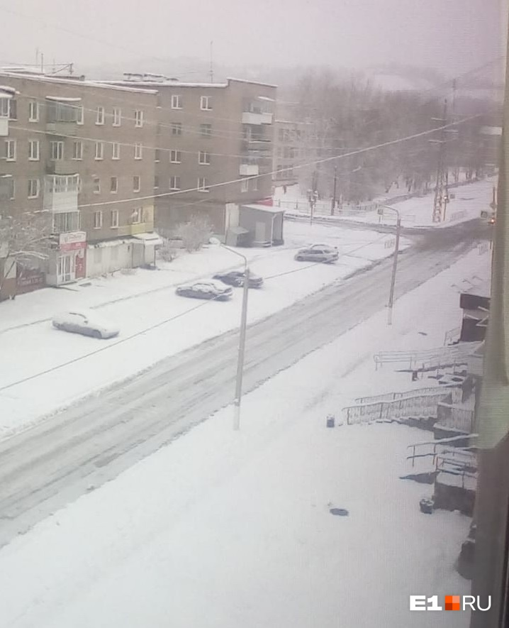 Снежная Кушва