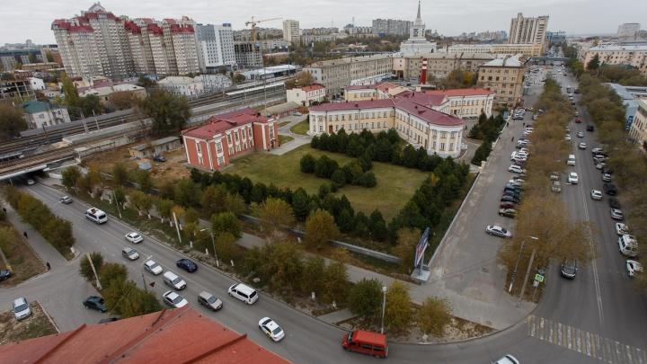Ледяной ветер на время оставит Волгоград в покое: в городе будет солнечно и +3 °С