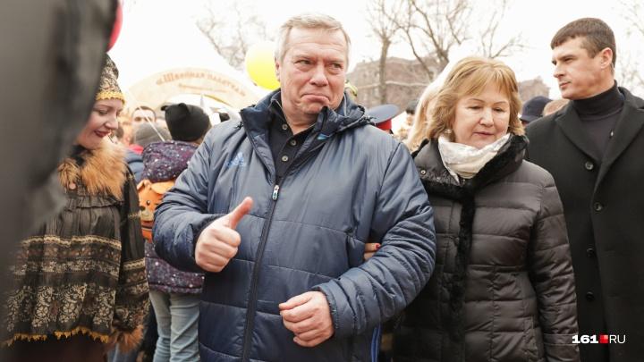 Наш долгожитель: губернатора Ростовской области отметили за устойчивость к кадровым перестановкам