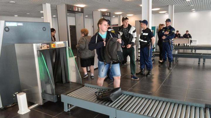 «Без досмотра не попасть»: смотрим, как изменилась система безопасности на вокзале Екатеринбурга