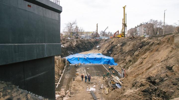 Минтранс отложил археологические раскопки около Фрунзенского моста
