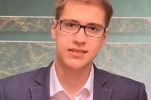 Данил приехал учиться в НГТУ из Тобольска