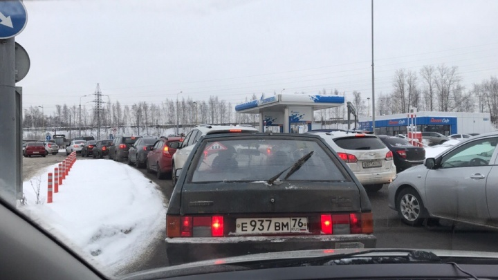 «Люди сошли с ума»: ярославцы перед Новым годом атакуют продуктовые магазины