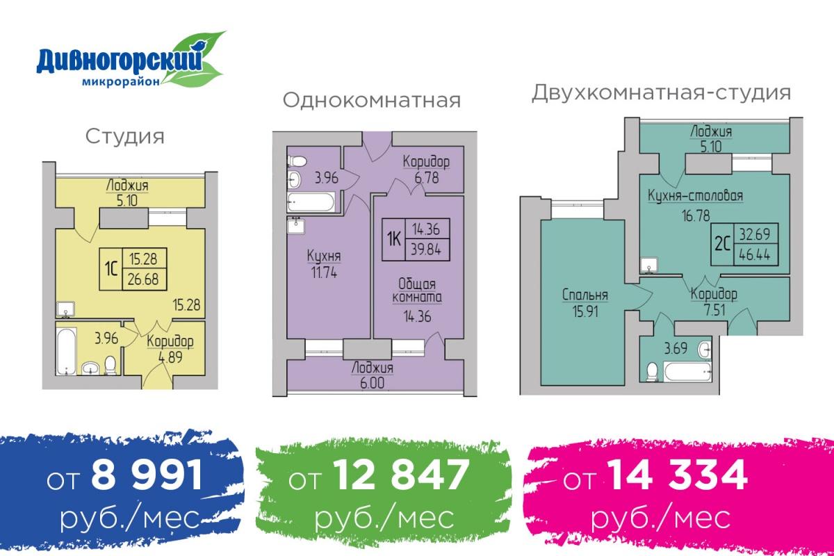 В Новосибирске зафиксирована самая доступная ипотека для любых категорий граждан