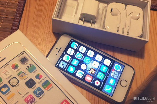 iPhone стоил 56 099 рублей (фото из архива)