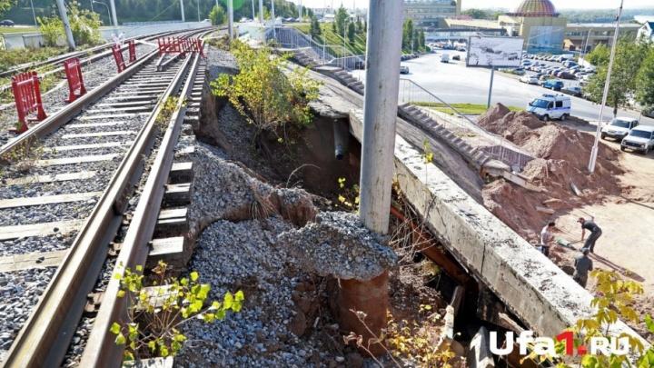 Движение электротранспорта до уфимского ЖД вокзала скоро возобновится
