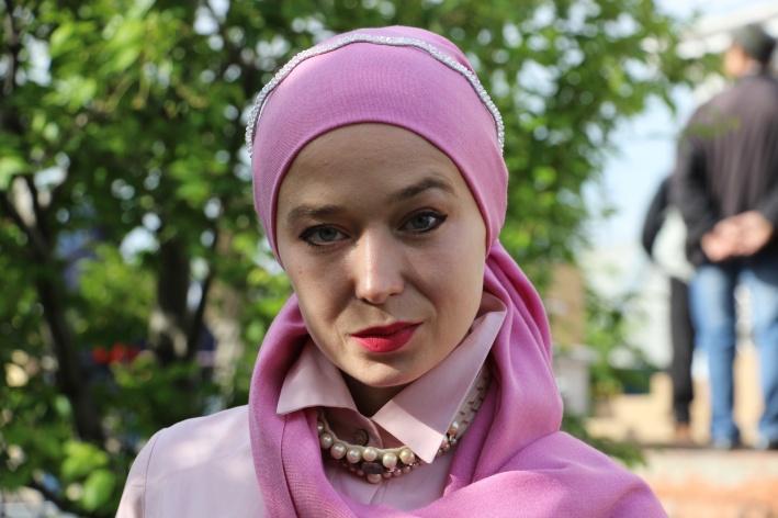 Центральная Соборная мечеть Омск
