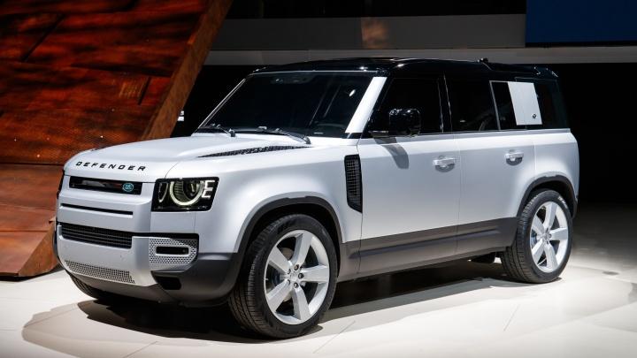 Джипам конец: Land Rover сделал внедорожник для жуткой грязи без рамы, мостов и с турбомотором