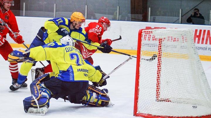 ХК «Ростов» четвёртый раз подряд выиграл регулярный этап первенства ВХЛ