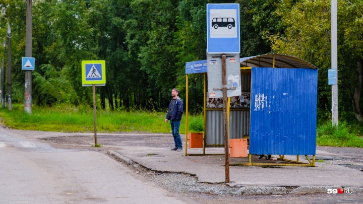 В Перми изменится расписание автобуса № 36