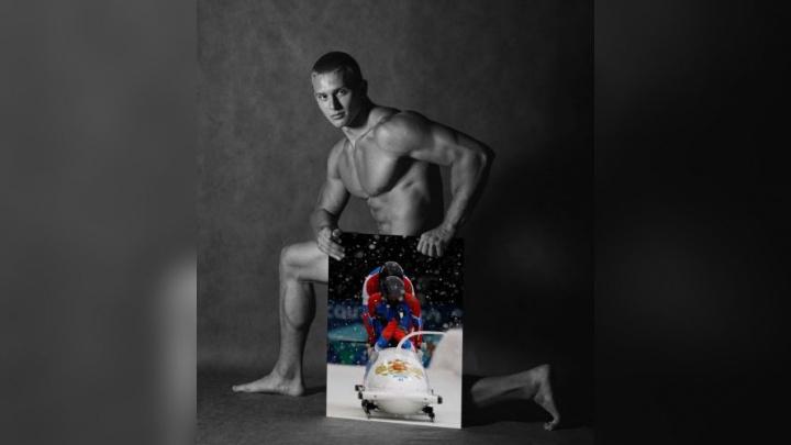 Новосибирский спортсмен снялся в эротической фотосессии Олимпийского комитета