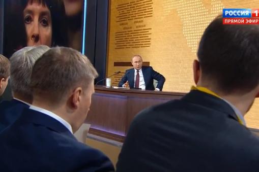 Путин считает, что вторая ветка городу нужна
