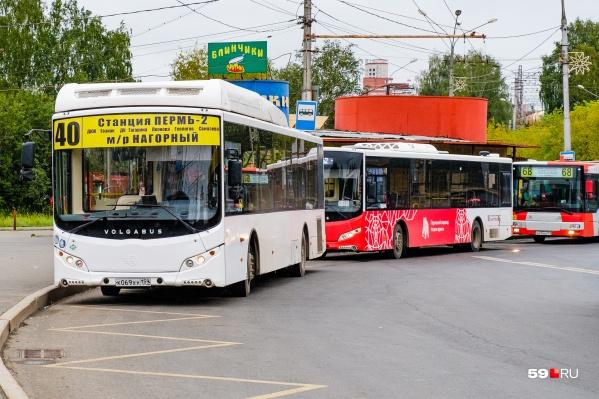 Реформа должна привести к тому, что на улицах останутся только новые автобусы