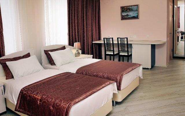 В центре Уфы открылся бизнес-отель «Ажур»