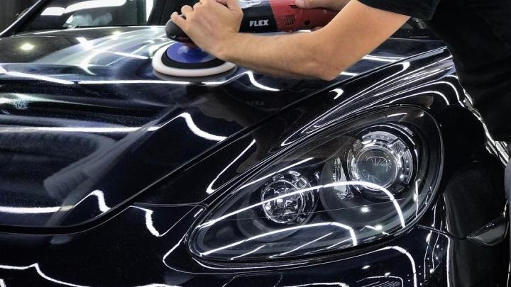 Кузовной ремонт от 500 рублей: екатеринбуржцы смогут выгодно удалить вмятины и царапины