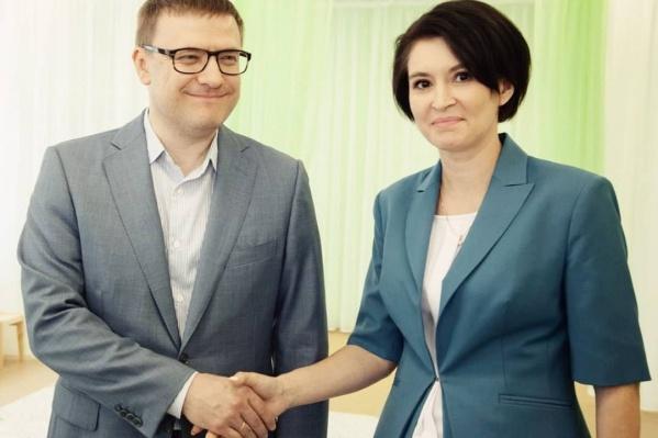 О том, что Маргарита Павлова займёт сенаторское кресло, Алексей Текслер объявил в минувшую пятницу после своей инаугурации