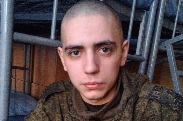 Артем Пахотин погиб весной этого года