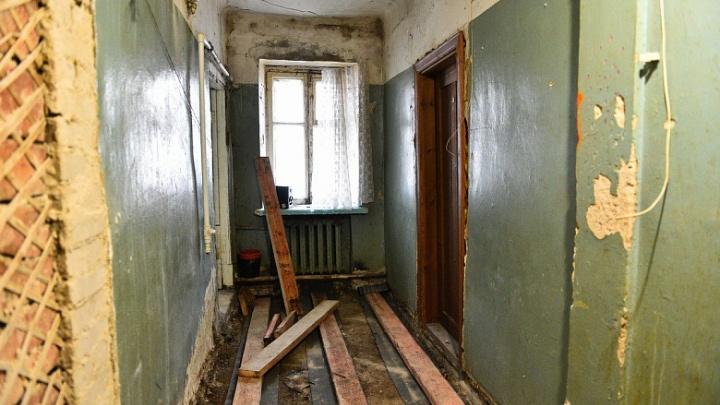 В Ярославле жильцы возмутились, что им продолжают приходить счета за капремонт в сгоревшем доме