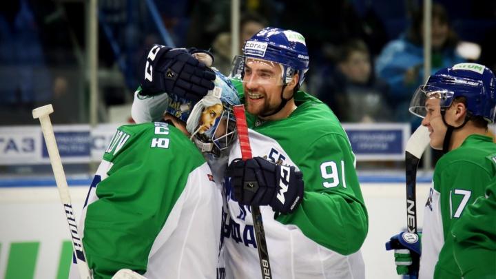 Первые игры пройдут на выезде: как «Салават Юлаев» начнет новый сезон