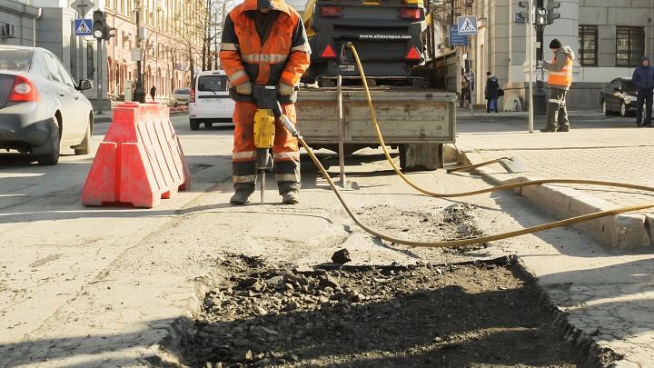 Забуксовали с дорогами: антимонопольщики отменили итоги аукциона по ремонту 13 челябинских улиц