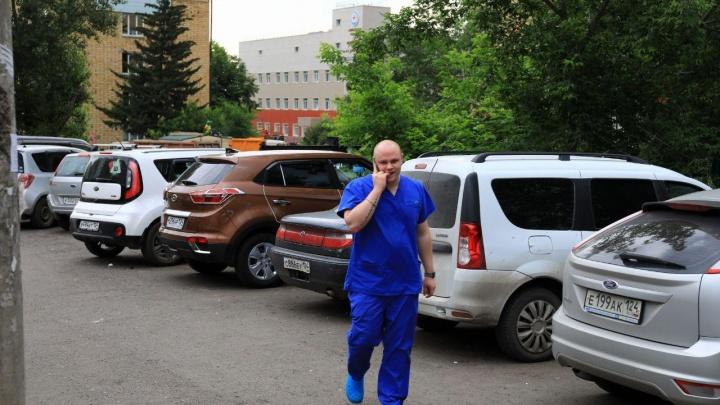 Виновник смертельного ДТП Дмитрий Коган устроился на работу в БСМП
