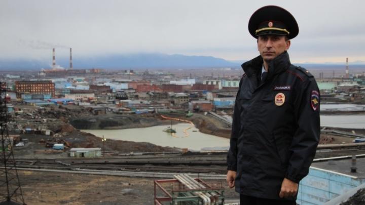 Красноярский участковый уступил звание лучшего полицейского страны коллеге с Приволжья