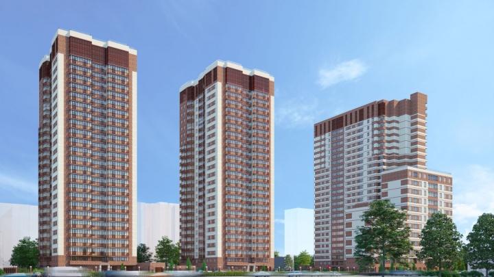 В Новосибирске появились необычные квартиры — хайфлэты с высотой потолка до 5,6 метра