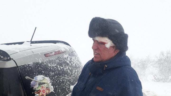 «Реверсивное движение»: массовая авария в Волгоградской области заблокировала федеральную трассу