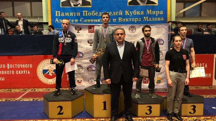 Ростовские борцы завоевали шесть медалей на всероссийских соревнованиях