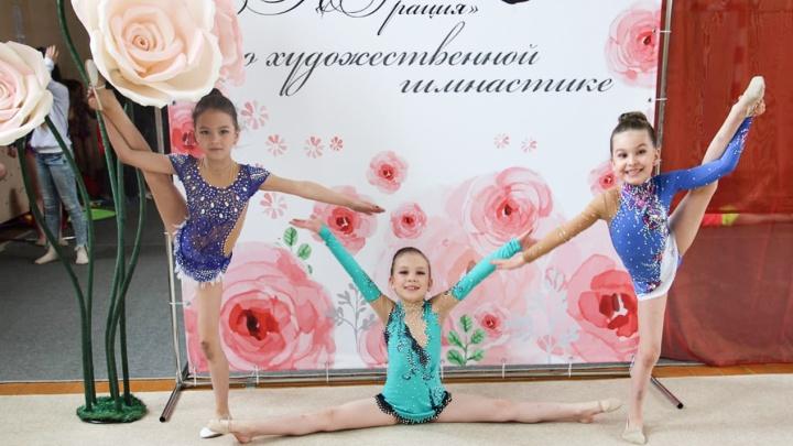 Начали вторую «химию»: семилетняя гимнастка из Уфы борется с онкологией и может остаться без ноги
