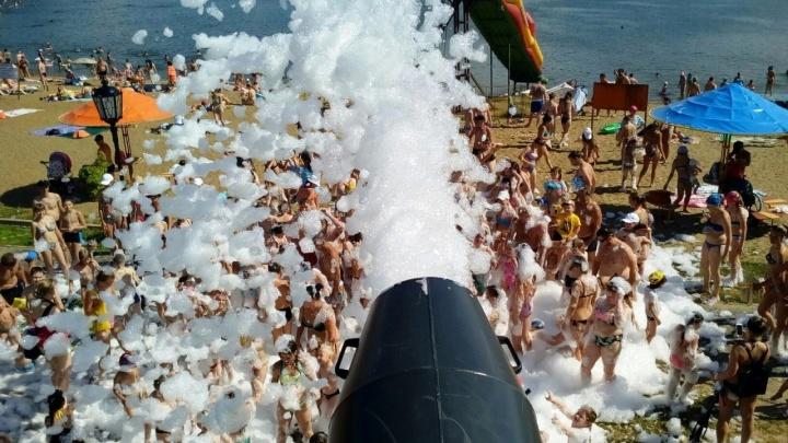 14 жарких фото, которые заставят вас тосковать по внезапно пропавшему тюменскому лету