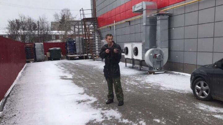Стрельба возле торгового центра: рассказываем, что случилось в Заводоуковске
