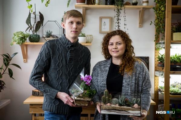 Богдан и Даша Вилисовы вместе 10 лет, три из которых они занимаются этим проектом