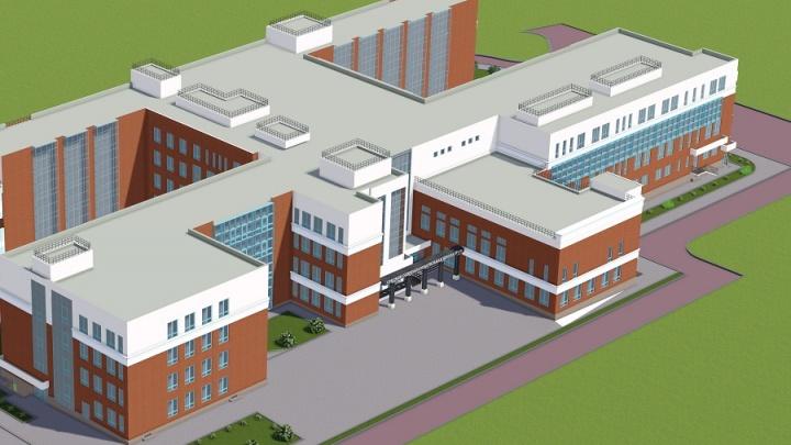 Строительство школы в «Суворовском» начнется 21 октября