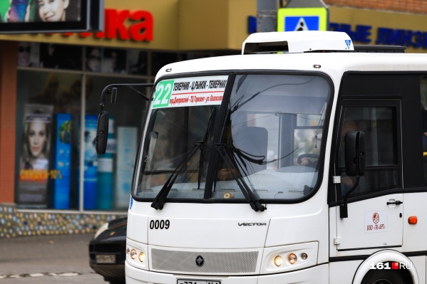 Старый перевозчик выпускал на маршрут с большим пассажиропотоком маленькие автобусы