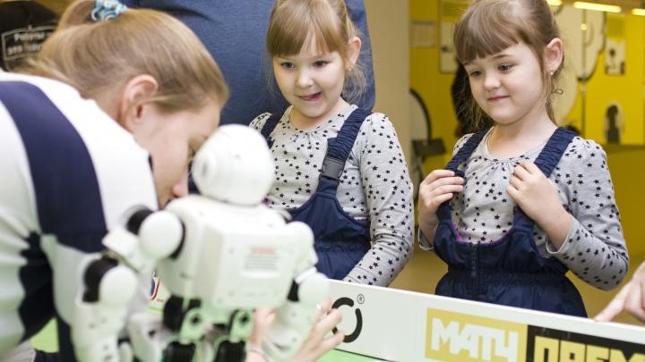 Цирк роботов, виртуальный квест и шоу молний: как ребёнку попасть на выставку RoboStars бесплатно