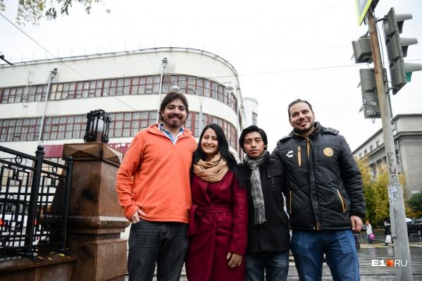 Друзья решили, что Екатеринбургу не хватает латиноамериканского бара